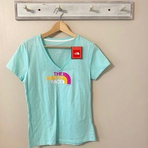 The North Face Beach Glass Green T-Shirt